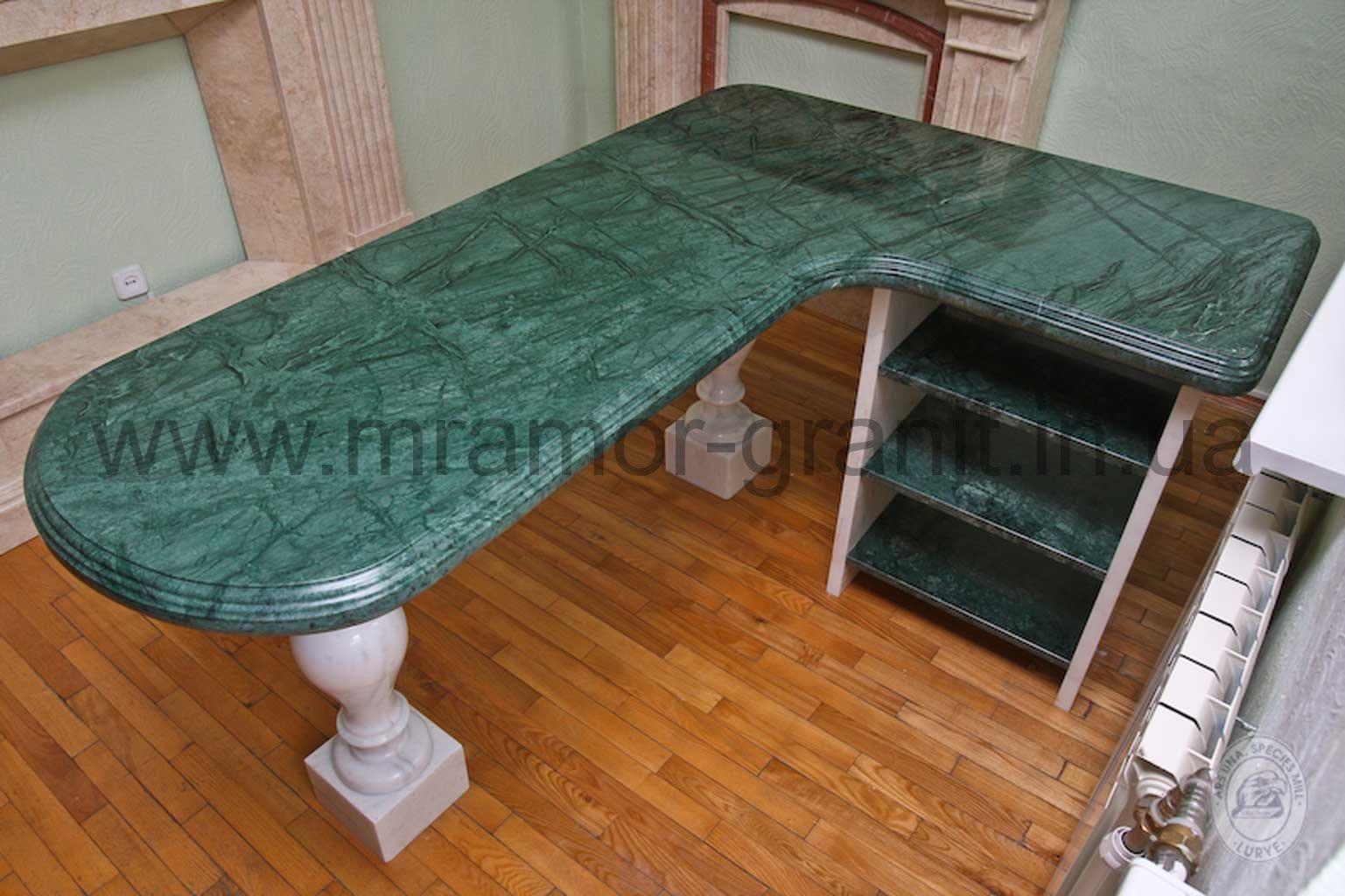 Как сделать стол из камней